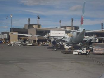calgary air port