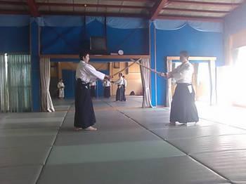 Itto-ryu Kenjutsu 剣術