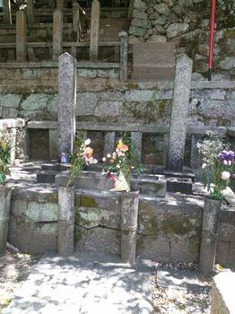 坂本龍馬・中岡慎太郎の墓